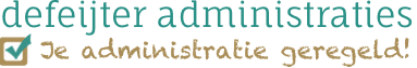 defeijter administraties Logo